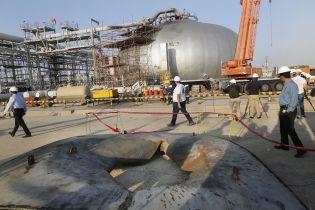 Франция, Германия и Великобритания обвинили Иран в нападениях на саудовские нефтяные заводы