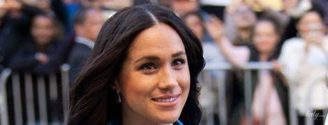 Вот так новость: герцогиня Сассекская появилась на публике без помолвочного кольца