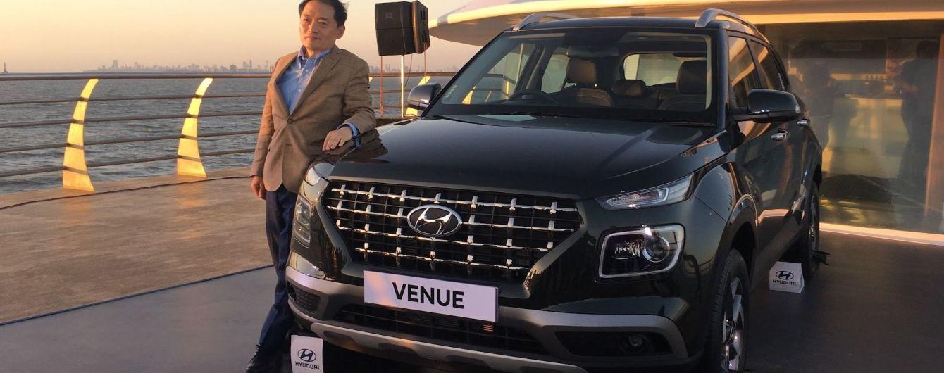 """Кроссовер Hyundai за $9,2 тысячи """"взорвал"""" авторынок Индии"""