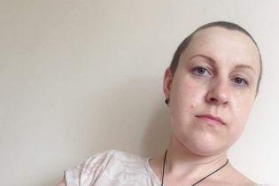 Второй рецидив рака крови атаковал организм Дарьи