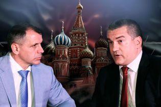 Крымские власти — заложники президента Путина
