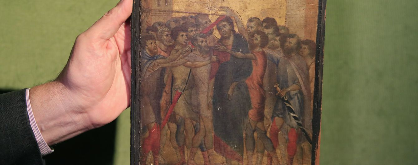 У Франції знайшли шедевр епохи Відродження. Він роками висів над плитою в квартирі