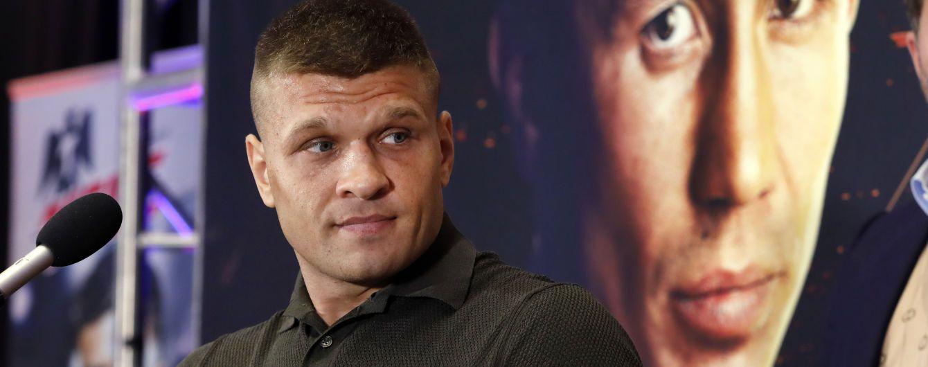 Деревянченко хочет боксировать с Альваресом или чемпионом WBC