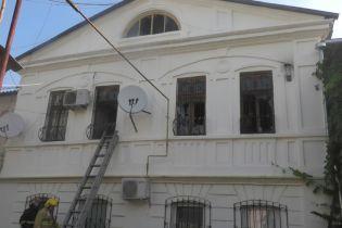 В центре Херсона прогремел взрыв в жилом доме