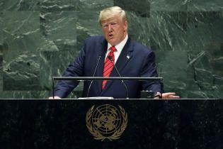 """Прямые обвинения """"кровожадного"""" Ирана и критика глобалистов: о чем говорил Трамп в ООН"""