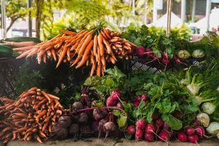 Украинские овощи стоят дешевле, чем польские