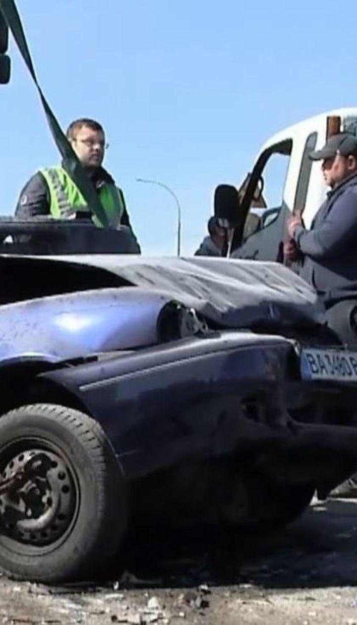 Україну продовжують сколихувати масштабні аварії, в яких гинуть і калічаться люди