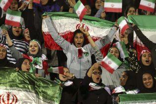 УЕФА рекомендовал не играть в странах, где женщинам запрещен вход на стадионы