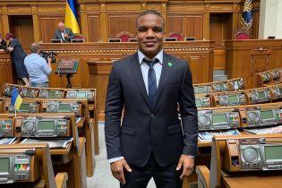 Депутат-борец Беленюк о работе в Раде: Заседания у нас не каждый день, смогу совмещать спорт и политику