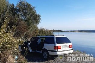 На Киевщине во время рыбалки вместе с авто утонул мужчина
