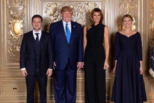 Битва образов первых леди: Елена Зеленская vs Мелания Трамп