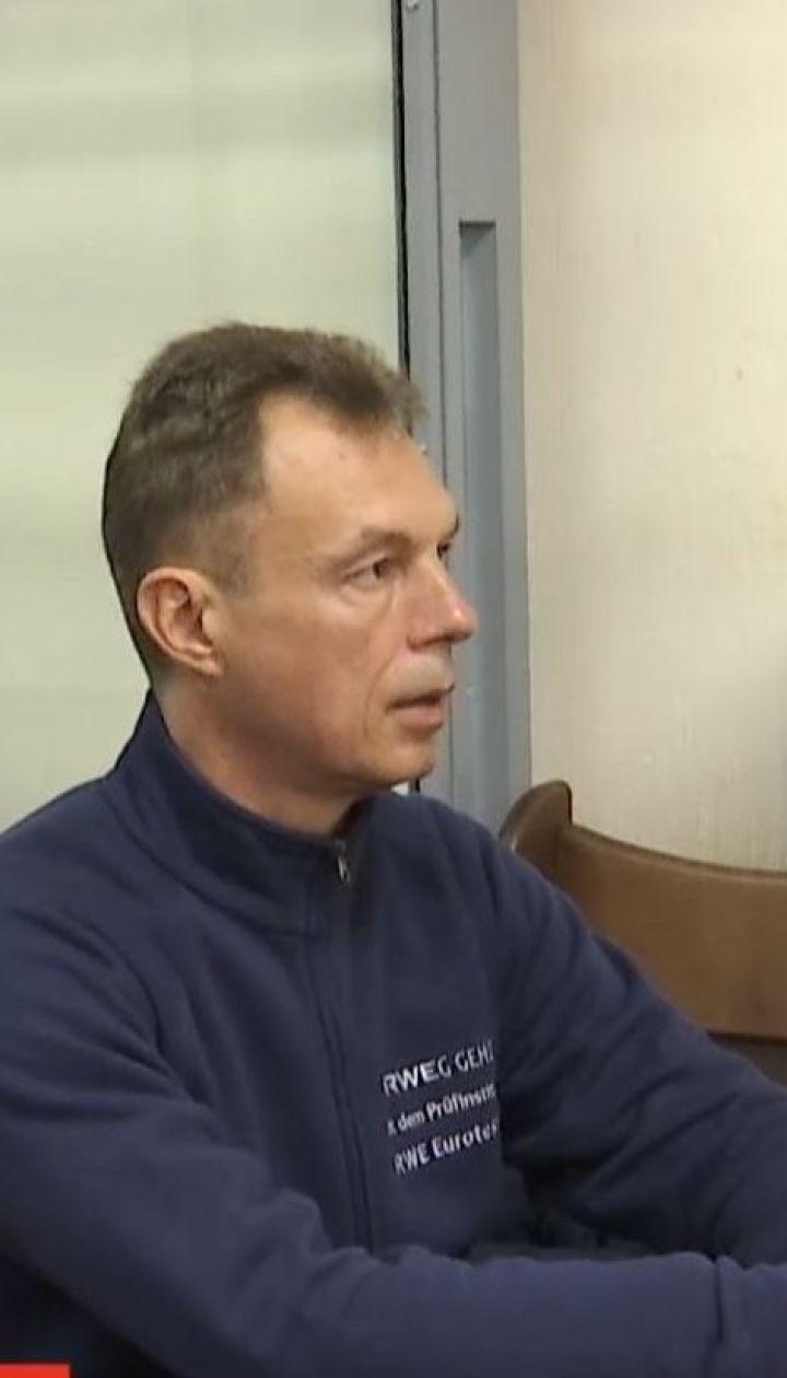Суд обрав запобіжний захід лікарю Національного інституту раку Олександру Шепелю