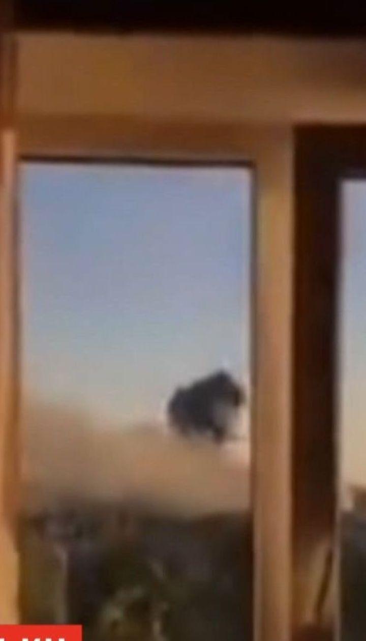 В Донецке проводят эвакуацию мирных жителей из-за взрывов на складах с боеприпасами