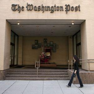 The Washington Post перешла на корректное написание столицы Украины