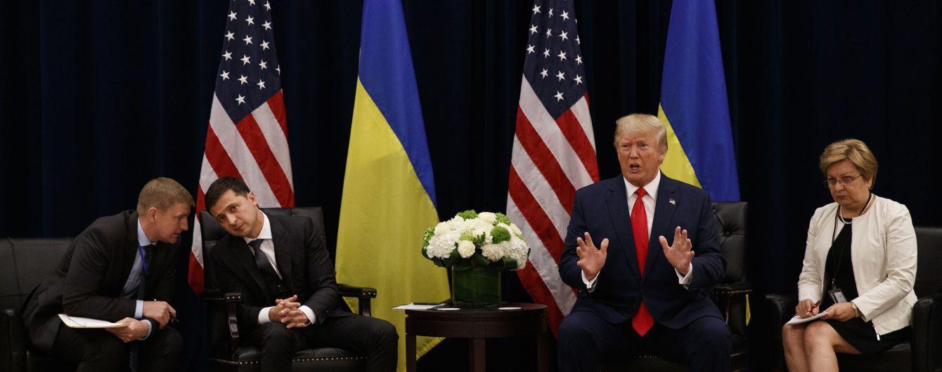 Зеленский чувствовал давление со стороны Трампа еще до скандального телефонного разговора – AP