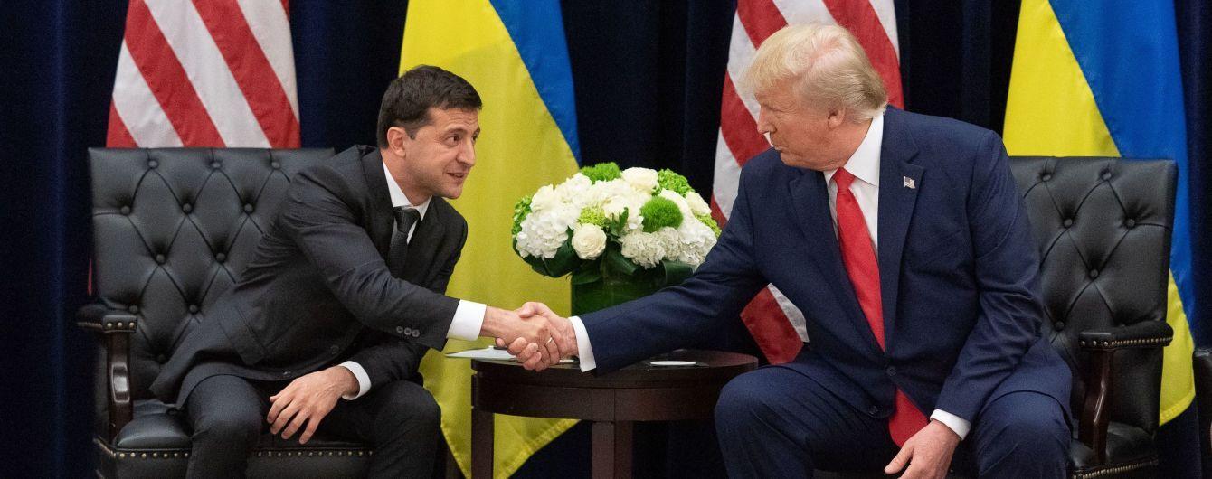 """Трамп заявил, что не знает Йованович и Зеленский """"не был ее поклонником"""""""