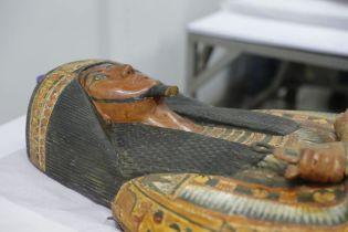 """В Египте вскрыли """"проклятые"""" саркофаги времен Рамсеса ІІ"""