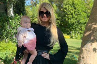 Джессика Симпсон похудела на 45 килограммов за полгода после родов