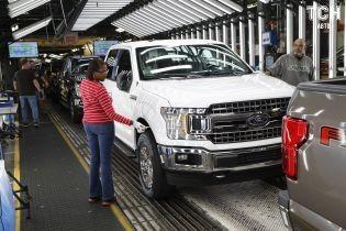 Пикапы Ford появятся со стеклом Gorilla Glass, как у смартфонов