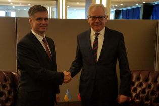Пристайко обсудил с главой МИД Польши дальнейшее углубление сотрудничества