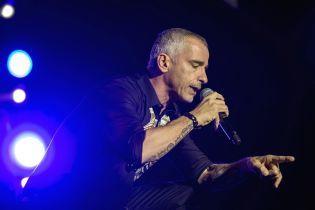 Концерт Эроса Рамазотти в Киеве отменен