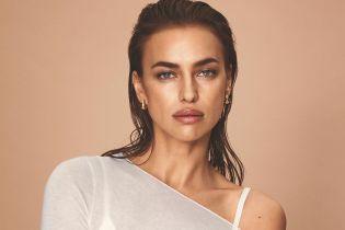 Какая красивая: Ирина Шейк в новом бельевом фотосете