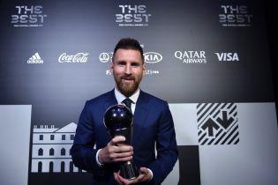 Еще один участник голосования за лучшего игрока планеты обвинил ФИФА в махинациях