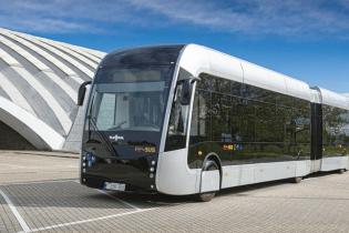 Бельгийцы Van Hool выпустят дальнобойные электробусы