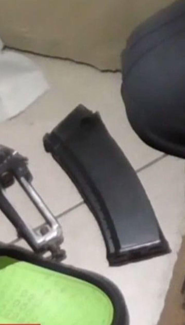 На Херсонщине дезертир закрылся в квартире и угрожал расстрелом