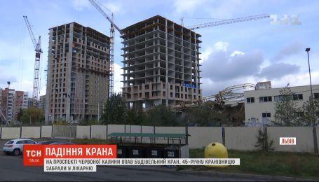 Из-за непригодной к работе строительной техники в Украине третий раз за неделю падают подъемники