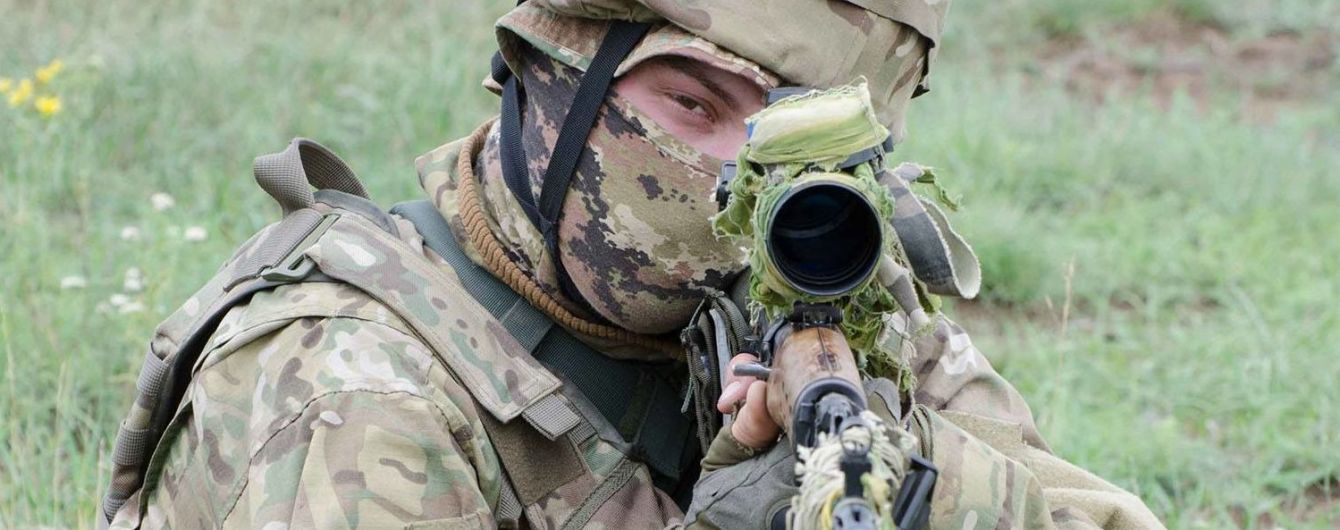 Ситуация на Донбассе: боевики ранили одного украинского военного