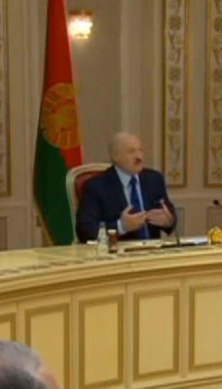 Олександр Лукашенко поспілкувався з українськими журналістами за круглим столом