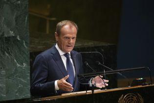 """Туск предрек проблемы для Европы, """"если мы не сможем защитить Украину"""""""