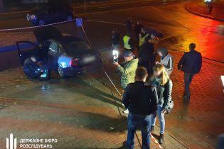 """""""Он был под чем-то"""": очевидцы рассказали о резонансном ДТП с полицейским на Киевщине"""
