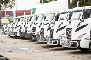В Лос-Анджелесе компания за раз заменила все свои дизельные фуры