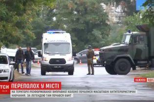 Одесситов напугала бронетехника и взрывы на улицах города, которые устроили ради учений