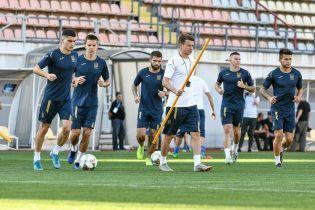 Супряга, Шапаренко и Русин вызваны в молодежную сборную Украины на матчи отбора Евро-2021