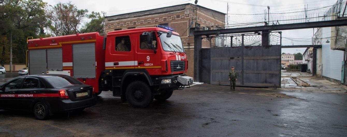 """В Киеве на """"Липках"""" произошел пожар в многоэтажном доме"""