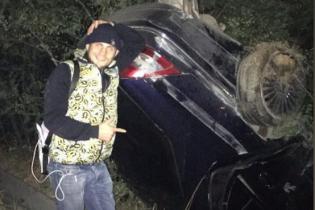 Боксер Беринчик попал в ДТП – авто перевернулось на крышу