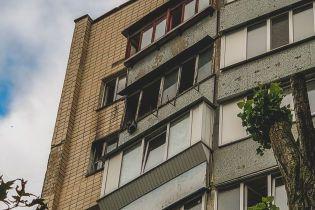 На Теремках згоріла квартира у дев'ятиповерхівці: загинув 70-річний господар