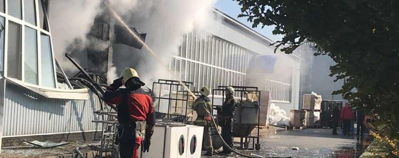 Ожоги 70% тела: врачи рассказали о состоянии пострадавших во время взрыва на заводе в Сумах