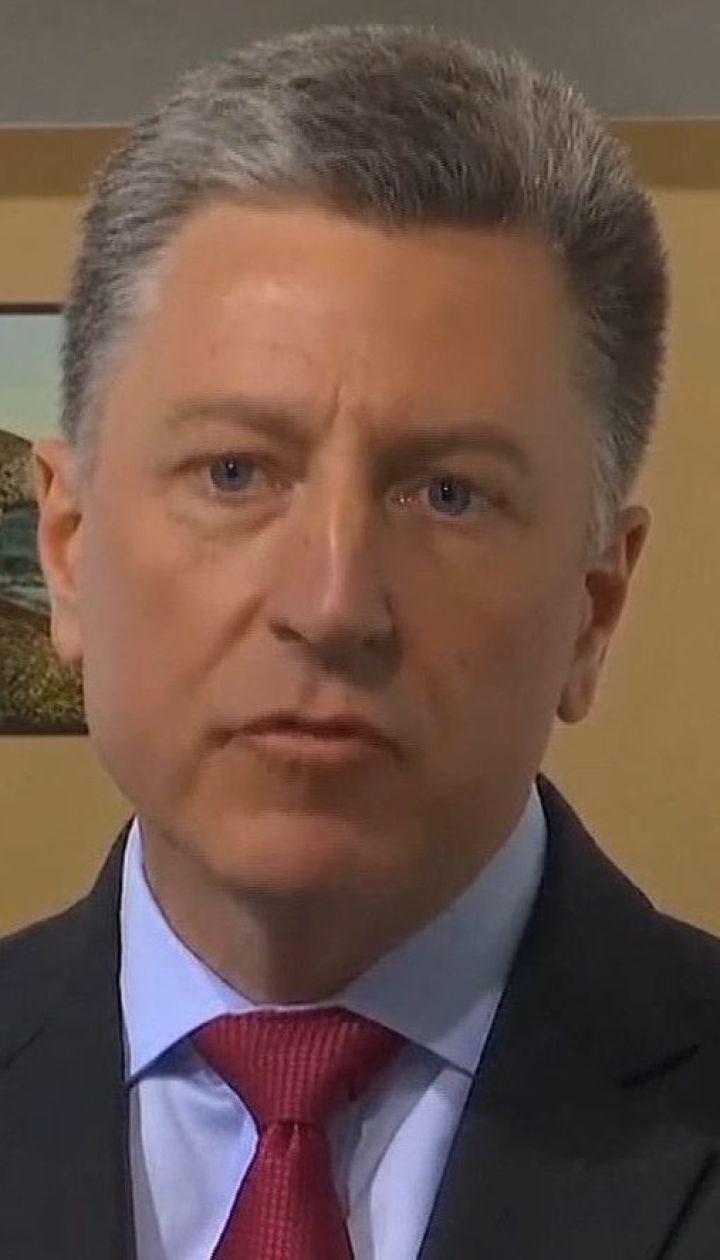 Спеціальний представник США в Україні Курт Волкер подав у відставку