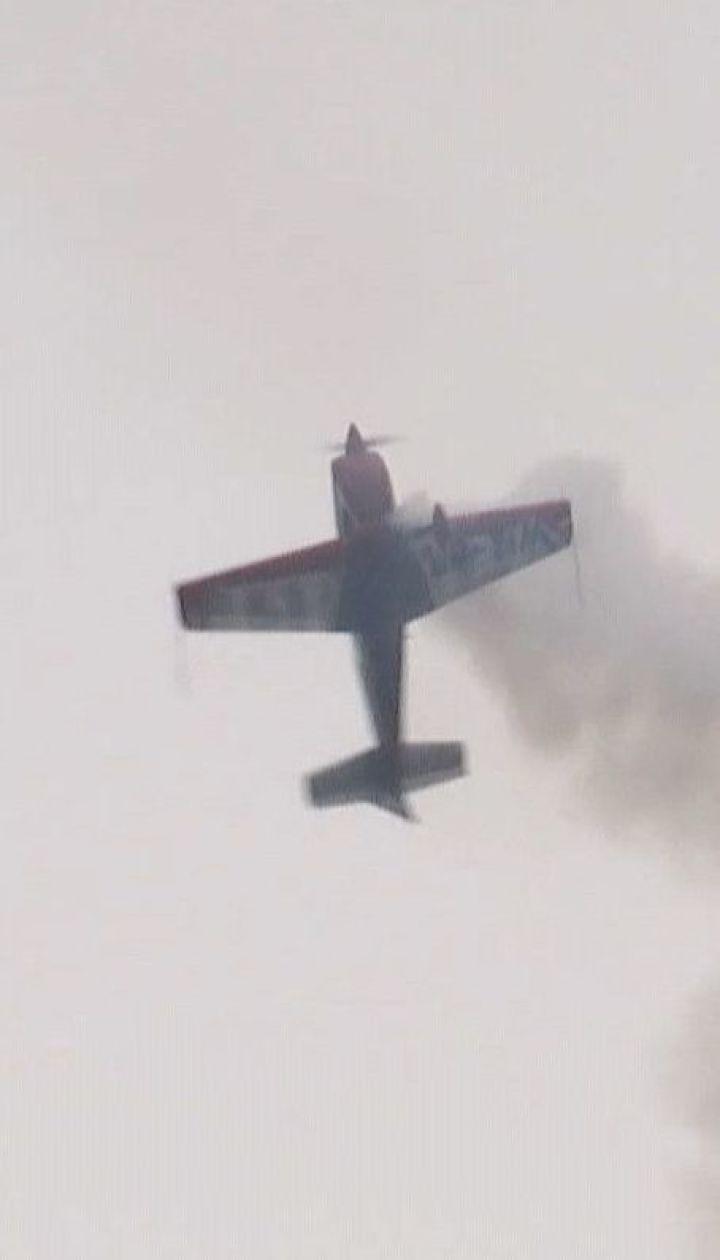 Майже 80 літаків взяли участь у авіазлеті імені Корольова в Житомирі