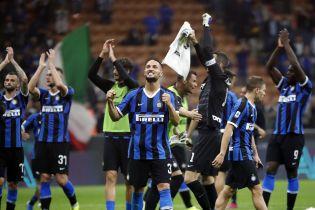 """""""Интер"""" в меньшинстве одержал шестую победу в шести матчах Серии А"""