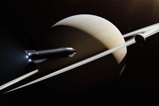 SpaceX представила космический корабль для полетов на Луну и Марс