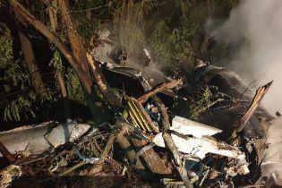 В Словакии разбился военный истребитель Миг-29