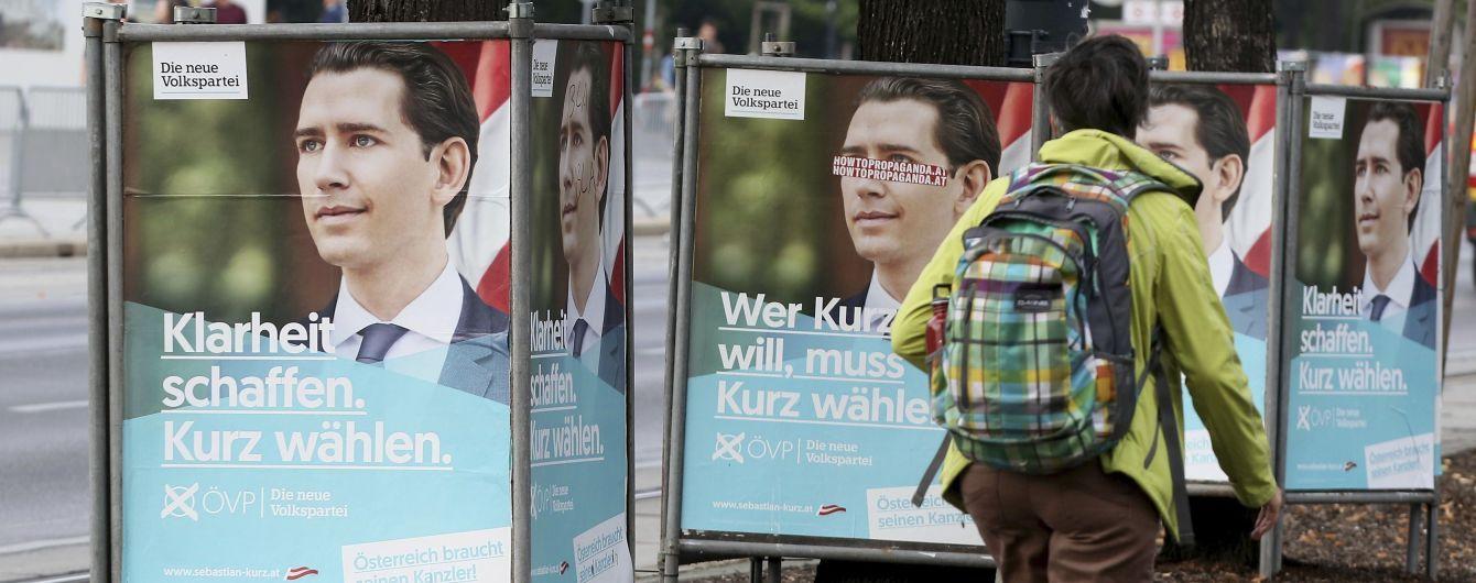 В Австрии проходят парламентские выборы. Все из-за скандала с российской богачкой