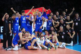 Обидчики сборной Украины выиграли Чемпионат Европы по волейболу