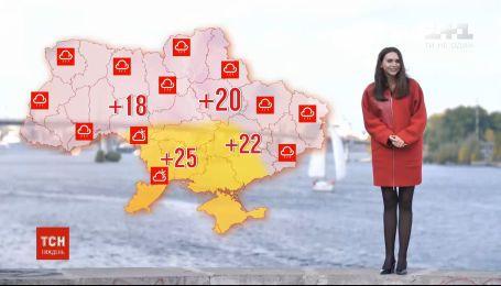 Украину ожидает кратковременное потепление и дожди: метеозависимость