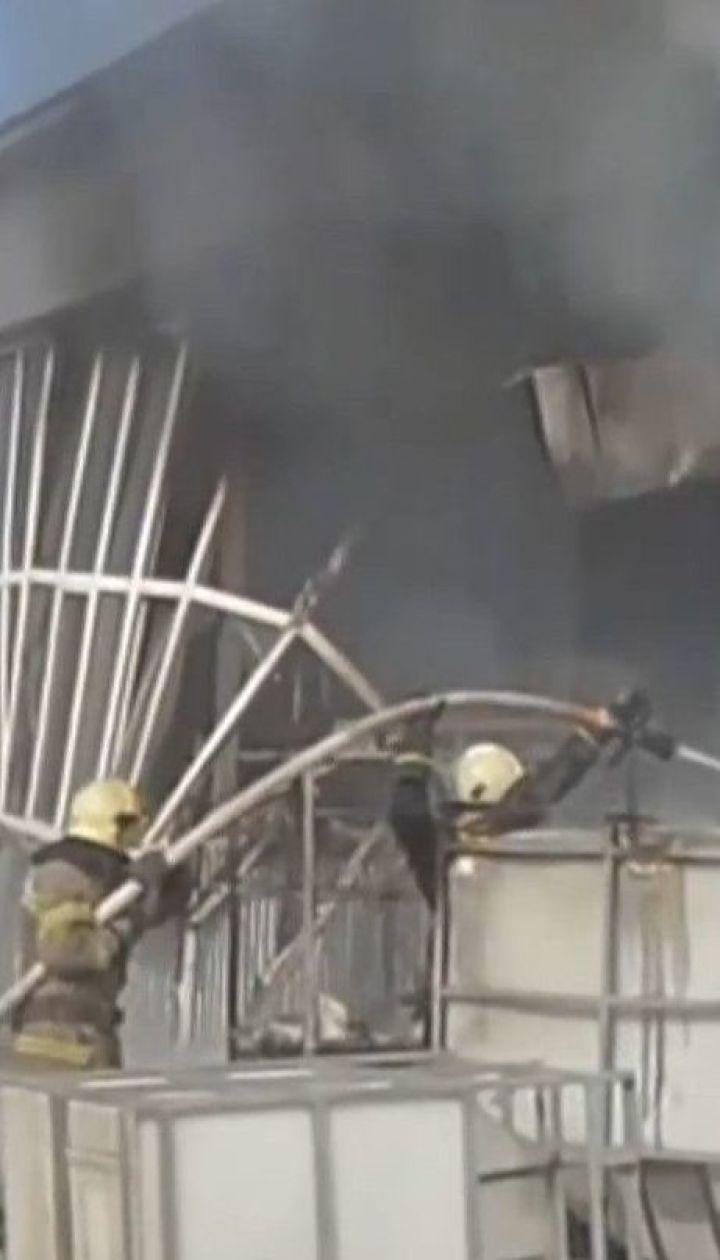 Состояние трех пострадавших при взрыве на заводе в Сумах остается тяжелым
